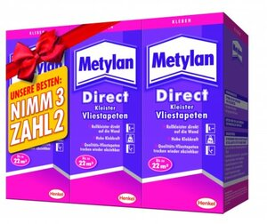 Metylan Direct Rollkleister