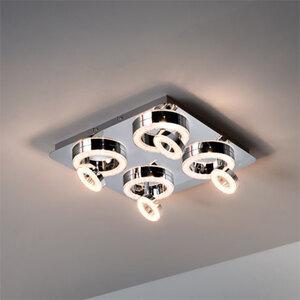 LED-Deckenleuchte TIM1