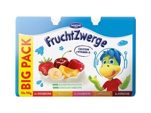 Danone FruchtZwerge Big-Pack