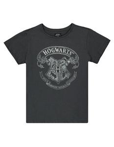 Mädchen T-Shirt mit Harry Potter-Print
