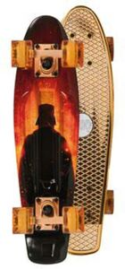 Skateboard DarthVader schwarz Modell 2