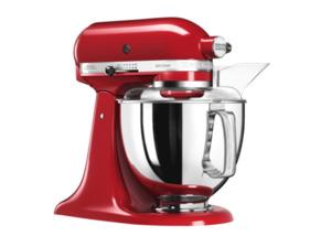 KITCHENAID 5KSM175PSEER Artisan Küchenmaschine Empire Rot 300 Watt