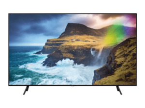 SAMSUNG GQ55Q70RGTXZG QLED TV (Flat, 55 Zoll/138 cm, UHD 4K, SMART TV)