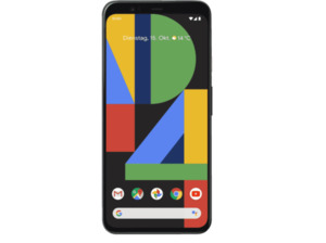 GOOGLE Pixel 4 64 GB Just Black Dual SIM