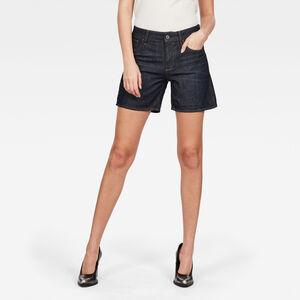 3301 High Boyfriend Shorts