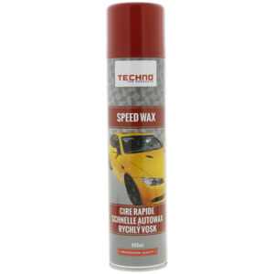 Techno Speedwax Car Products