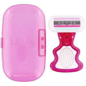 Soft Touch Mini-Rasierer
