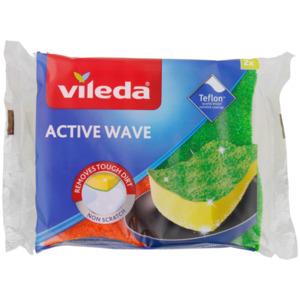 Vileda Scheuerschwämme Active Wave