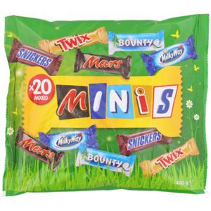 Mini Candybar-Mix