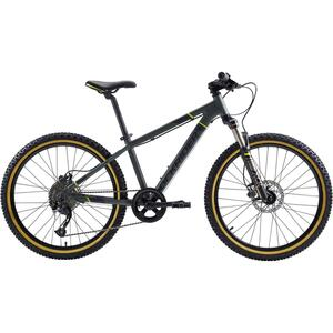Mountainbike Kinderfahrrad 24 Zoll Rockrider ST 920 khaki