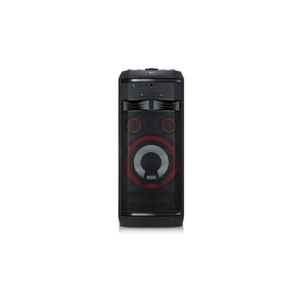 LG OL100, Schwarz - HiFi Anlage (2000W, XBOOM, CD/Radio/USB, Auto DJ, Karaoke, Bluetooth)
