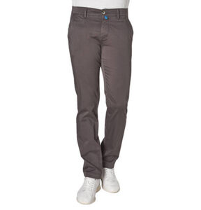 Pierre Cardin Stoffhose, Tapered, Stretch