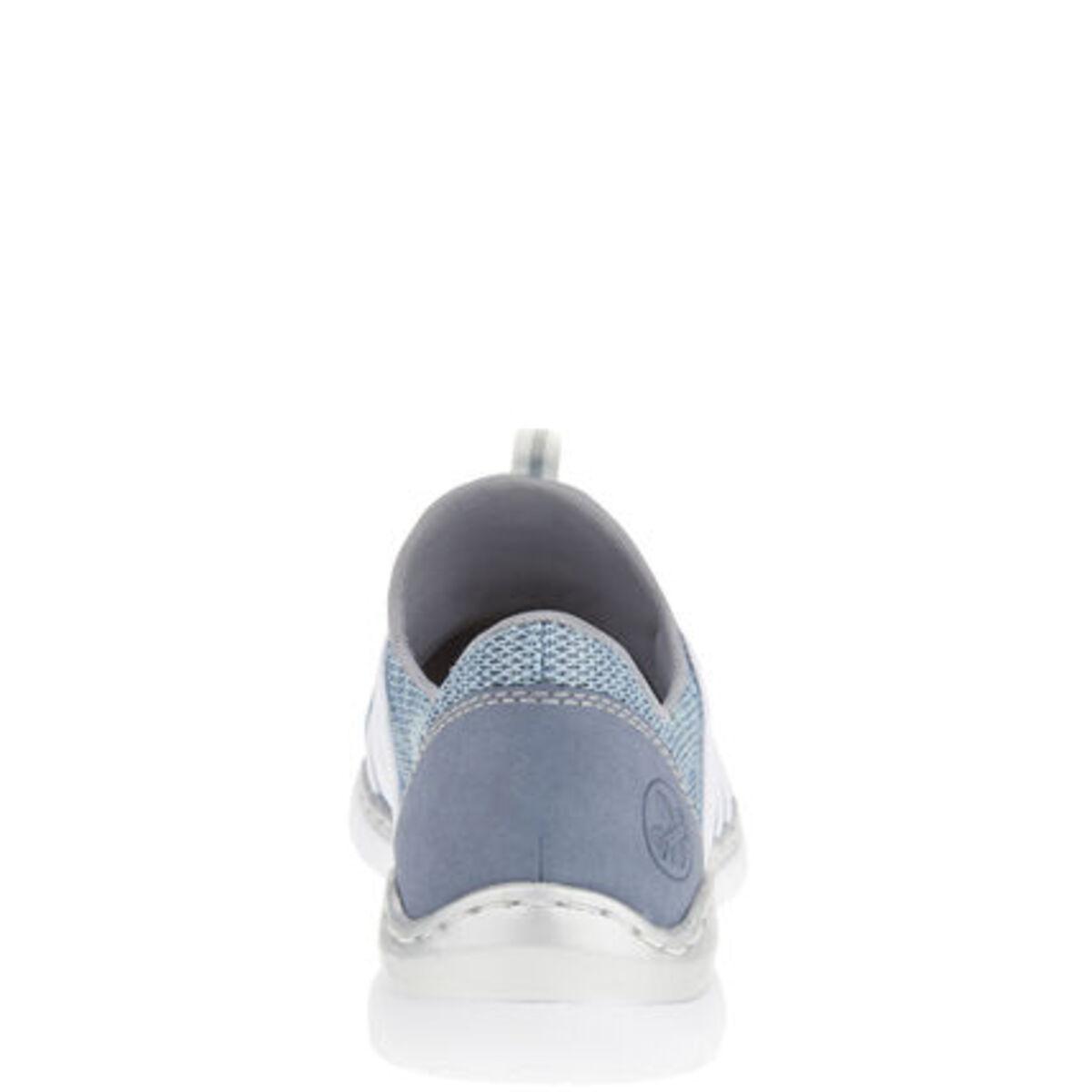 Bild 4 von Rieker Sneaker, Slipper, melierte Optik, für Damen