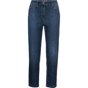 Zerres Jeans, 7/8 Länge, Zipp, uni, für Damen