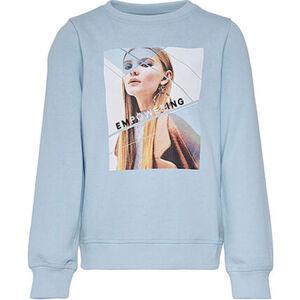 Only Sweatshirt, Fotoprint, für Mädchen