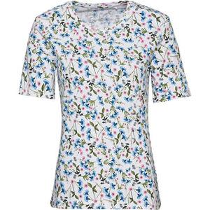 Adagio T-Shirt, floral gemustert, für Damen