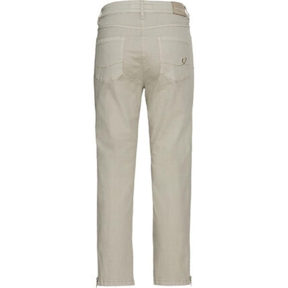 Bild 2 von Zerres Jeans, 7/8 Länge, Zipp, uni, für Damen