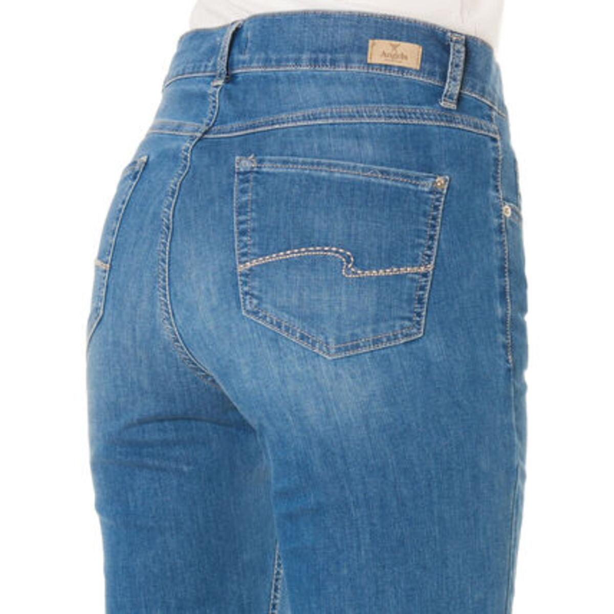 """Bild 4 von Angels Jeans """"Skinny"""", unifarben, Slim Fit, für Damen"""