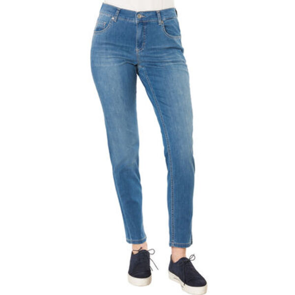 "Angels Jeans ""Skinny"", Regular Fit, unifarben, für Damen"