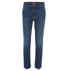 "Bugatti Jeans ""Nevada"", Regular Fit, Baumwollmix, Stretch-Anteil"