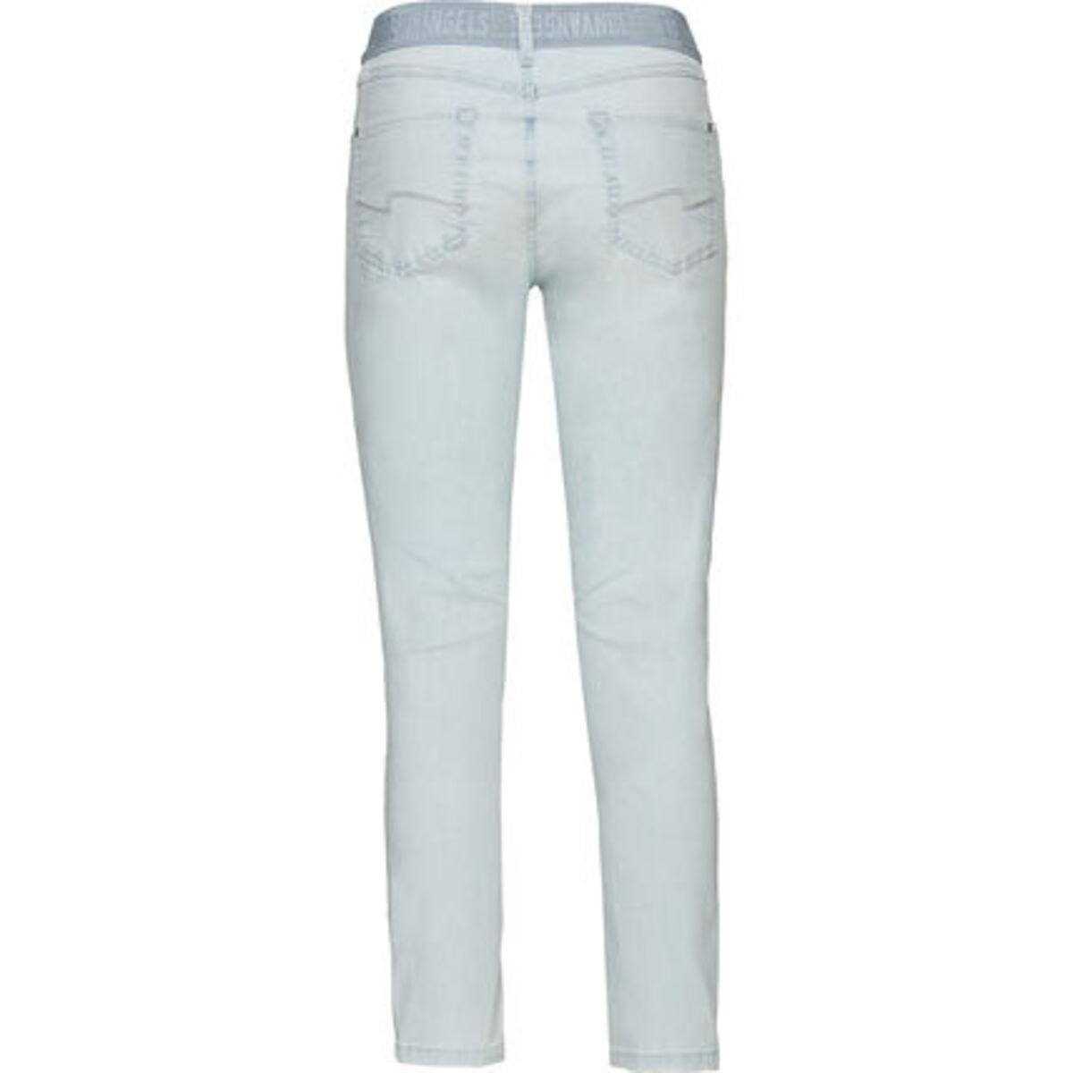 """Bild 2 von Angels Jeans """"Ornella Sporty"""", gestreifter Rippbund, für Damen"""