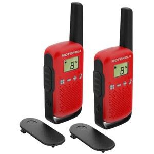 Motorola - Talkabout Walkie-Talkies, rot