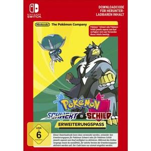 Nintendo Switch: Pokémon Schwert und Schild: Erweiterungspass (Digitaler Download)
