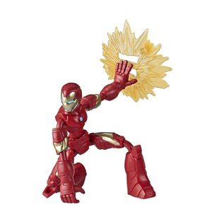 Marvel Avengers: Bend and Flex Iron Man