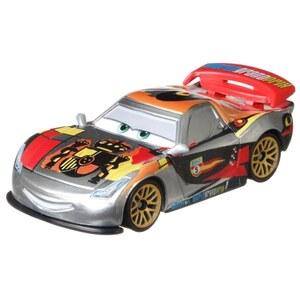Disney Cars 3 Die-Cast Fahrzeug Silver Miguel