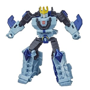 Transformers Bumblebee Cyberverse Adventures Warrior-Klasse Hammerbyte