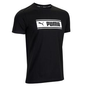 T-Shirt Summer Herren schwarz