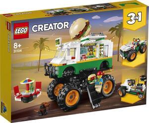 LEGO Creator 31104 Burger-Monster-Truck