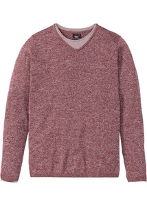 Pullover in Doppeloptik