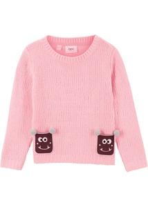 Pullover mit Taschen
