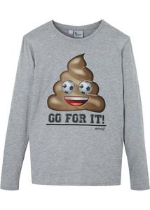 emoji Langarmshirt