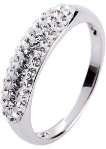 Ring mit Swarovski® Kristallen