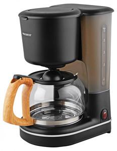 Progress Scandi Kaffeemaschine schwarz
