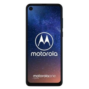 Motorola One Vision sapphire blue gradient Android 9.0 Smartphone