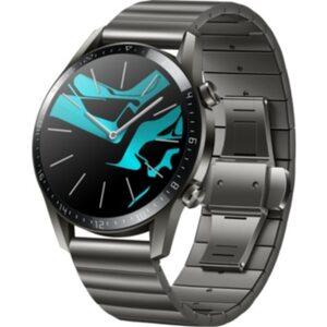 Huawei Watch GT 2 Elite Smartwatch Titangrau