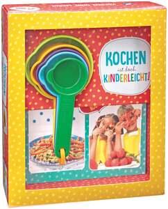 """IDEENWELT Buch """"Kochen ist doch kinderlleicht!"""""""