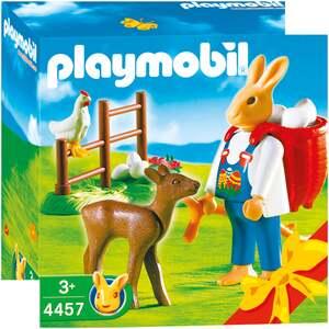 IDEENWELT playmobil 4457 Hase/Kraxe