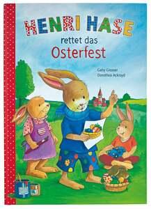 "IDEENWELT Buch ""Henri Hase rettet das Osterfest"""
