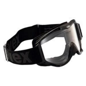 Uvex Motorrad Crossbrille, schwarz