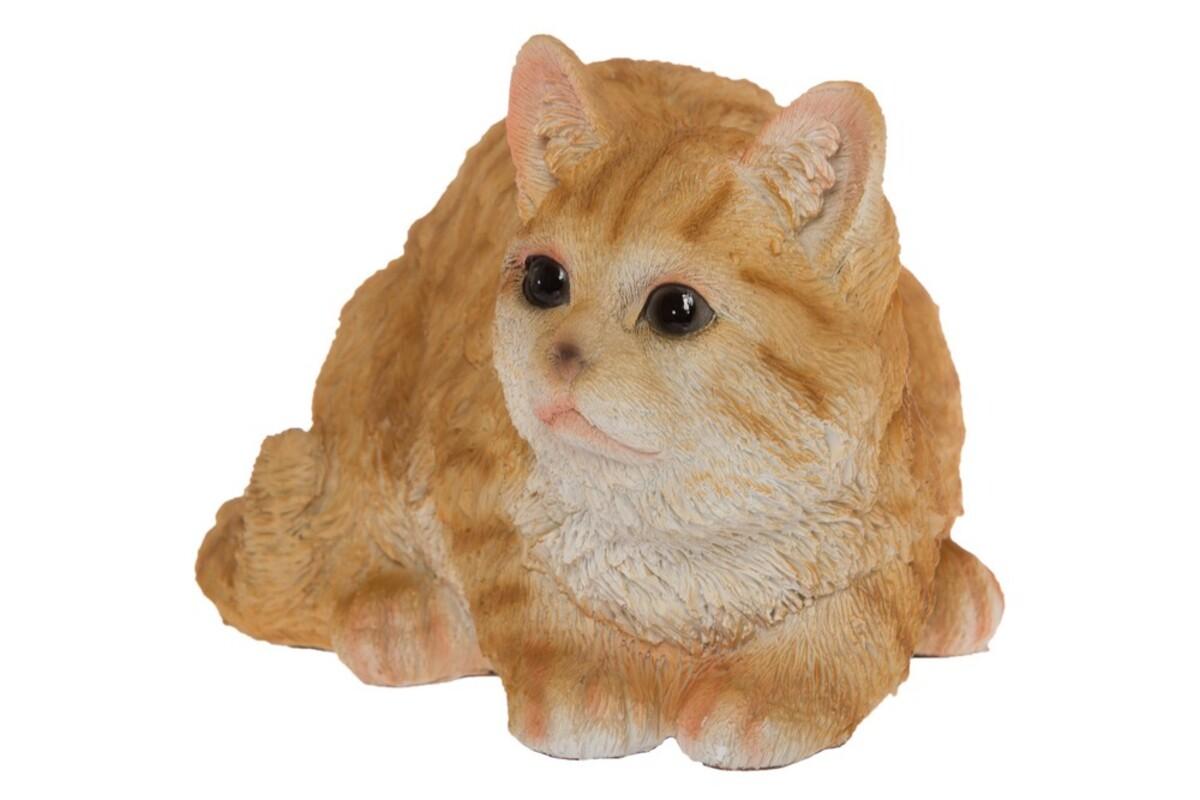 Bild 3 von My Flair Katze, orange/weiß gestreift