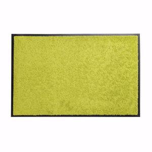 acerto® Schmutzfangmatte ZANZIBAR lemon 60x90cm