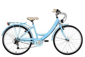 KS Cycling Damenfahrrad 26'' Toscana Blau
