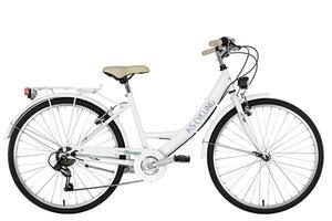 KS Cycling Damenfahrrad 26'' Toscana weiß