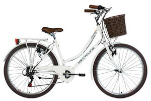 KSCycling Damenfahrrad 26'' Stowage weiß RH 44 cm