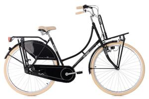 KS Cycling Hollandrad 28'' Tussaud schwarz RH 53 cm