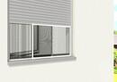 Bild 1 von Powertec Insektenschutzrahmen Schiebefenster Standard